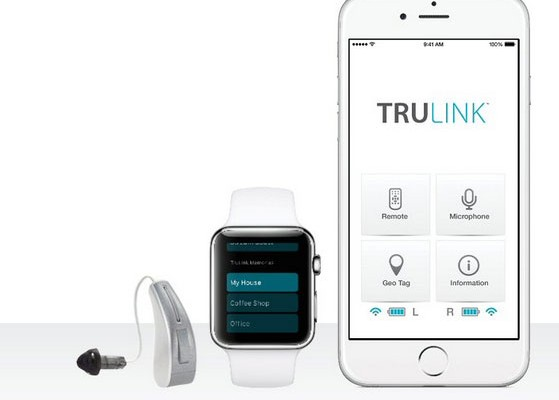 Trulink 2.1 untuk iPhone, iPad dan Apple Watch